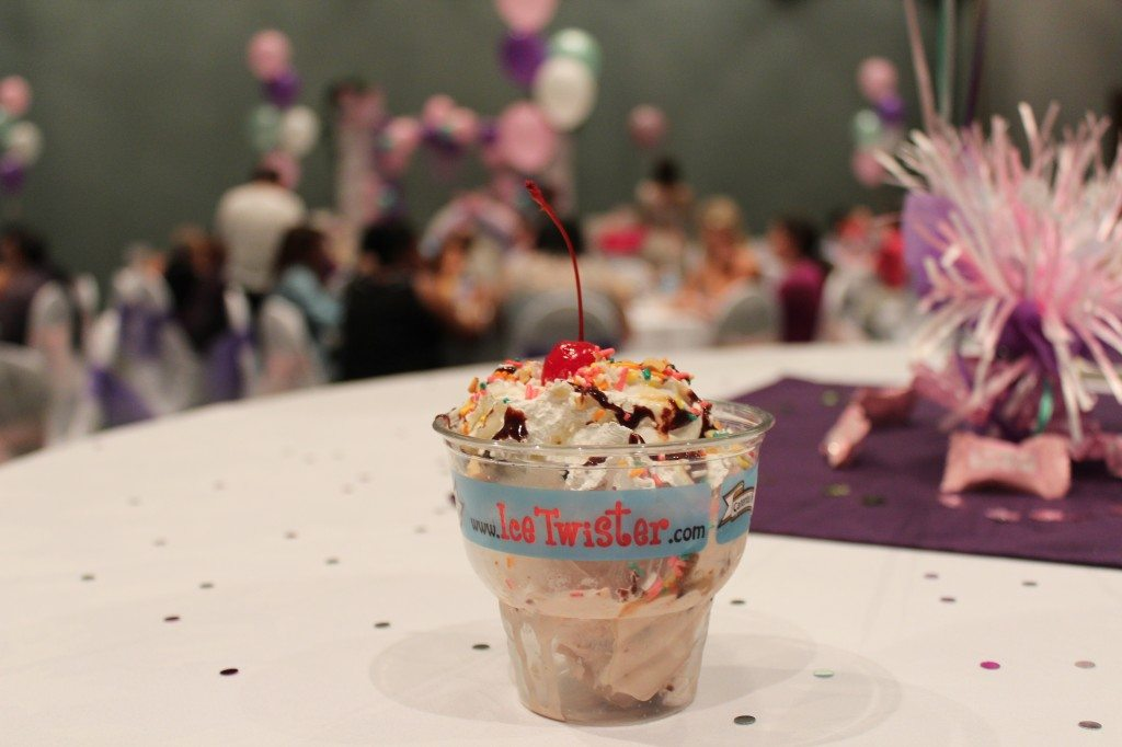 Let Ice Twister Cater Your Next Baby Shower!