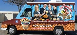 The new Ice TwisterMobile! See it driving around Orlando soon!