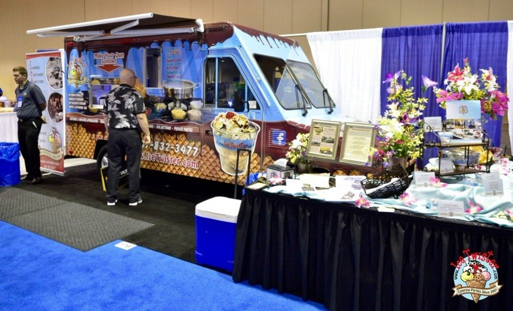 Orlando Ice Cream Truck BOMA