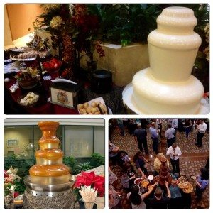 Wedding Chocolate Dessert Catering Orlando Florida
