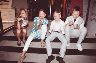 Orlando Wedding Ice Cream Caterer